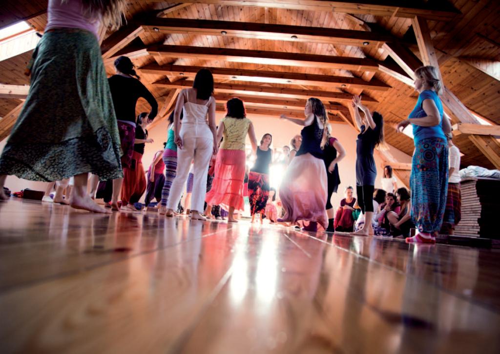 kurz tantra joga pro ženy